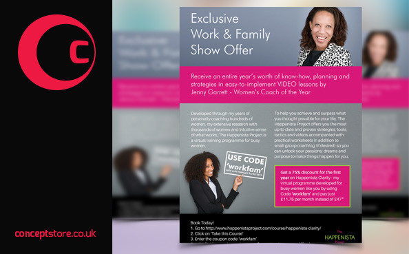 How to create a flyer, brochure or leaflet?