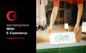 Sell online with your own shop