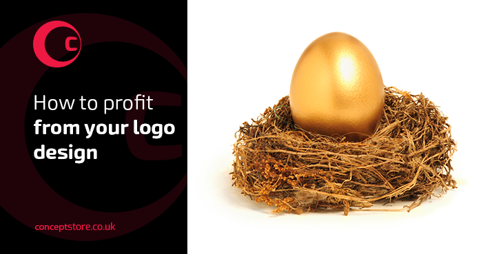 How to profit from your logo design