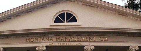 montana logo design