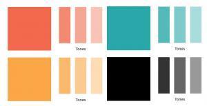 colour branding