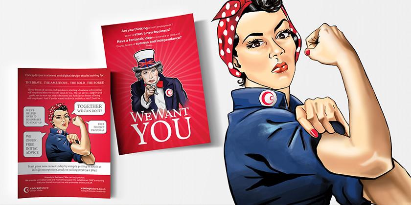 flyer campaigns