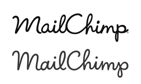 mailchimp logo redesign