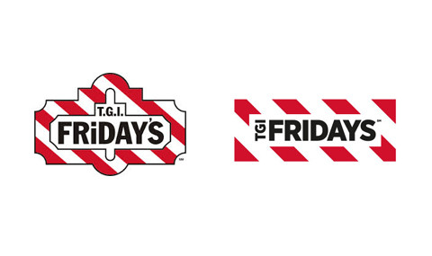TGI Fridays Logo Redesign
