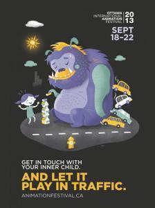 Animation Festival Advert using Information, Influence & Entertainment through Entrancement & Nostalgia