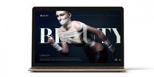 create a beautiful websites