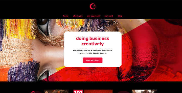 big photos for beautiful web design