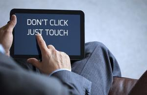 web design touch