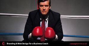 business coach webdesign