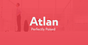 Atlan: A verstaile and modern font with 16 styles