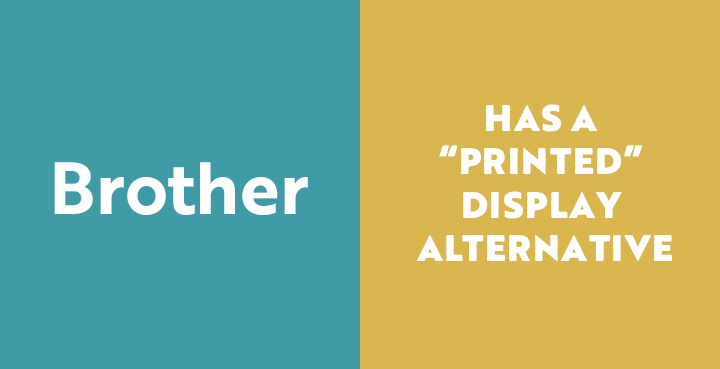 Brother: Another great font from TipoType