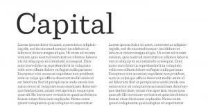 capitalserif-font