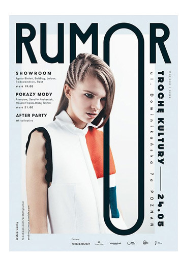 Fashion Magazine Cover Graphic Design
