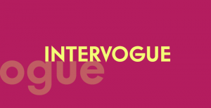 Intervogue is a stylish sans-serif font with an additional alternative format