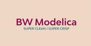 BW Modelica is a clean crisp sans-serif font