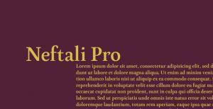 neftali-serif-font