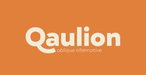 Qualion: A sans-serif font with an oblique alternative