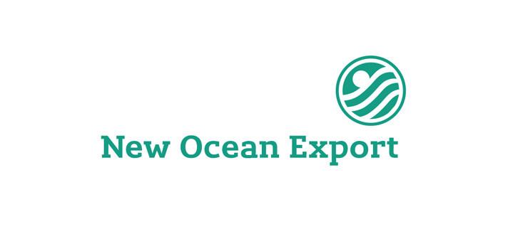 A single colour stain glass logo design
