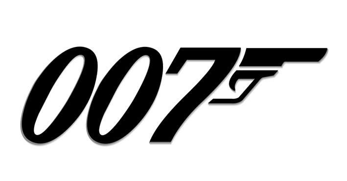james bond 007 movie logo