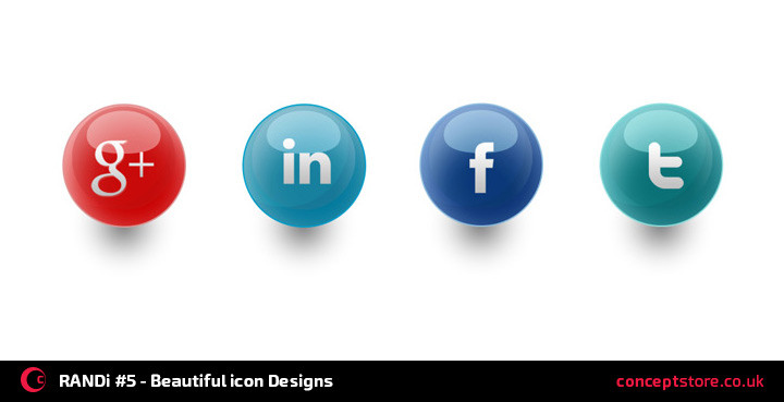 RANDi #5 – Beautiful Icon Designs