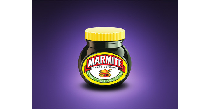 Marmite Icon Design