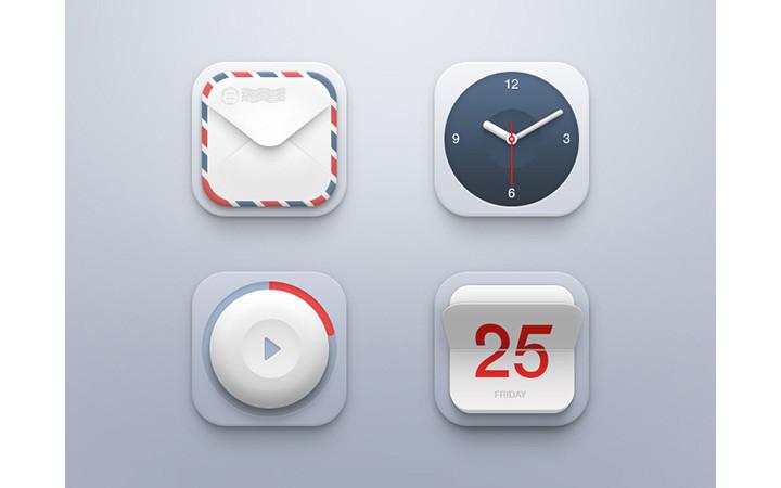 Minimal Icon Design