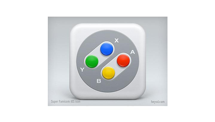 JoyPad Icon Design