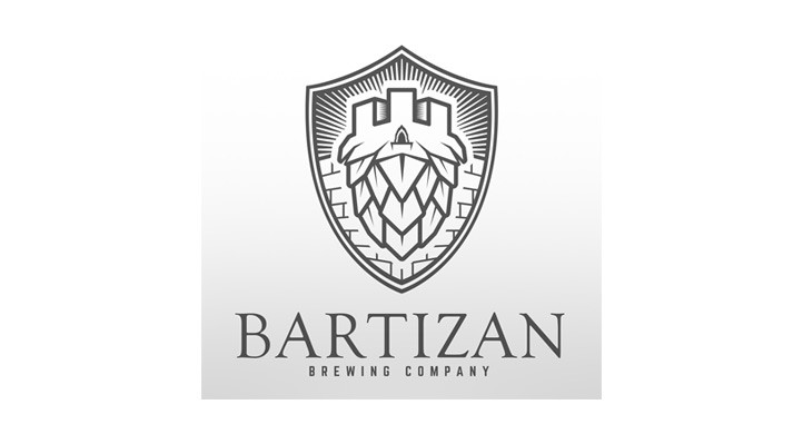 Shield Logo for a beer company