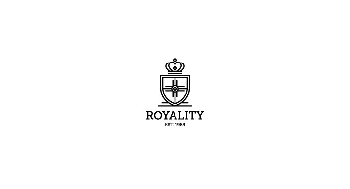 Royalty Shield Logo