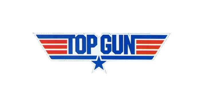 TopGun movie logo