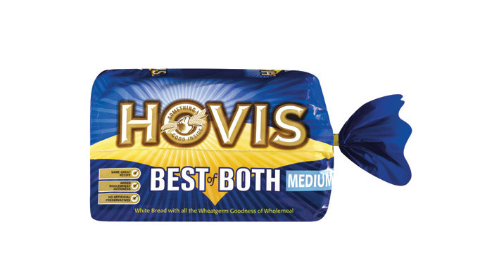 hovis package design