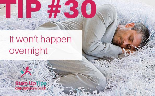 101 Start Up Tips
