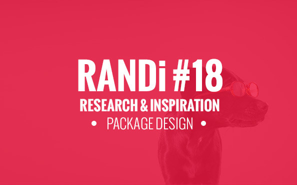 RANDi #18 – Packaging Design
