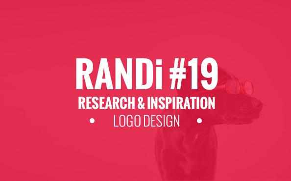 RANDi #19 – Logo Design Inspiration