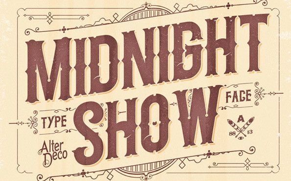 10 High Quality Vintage Fonts – only $17!