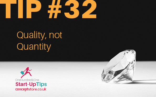 Start Up Tip #17