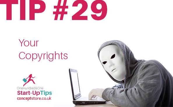 101 Start Up Tips #18