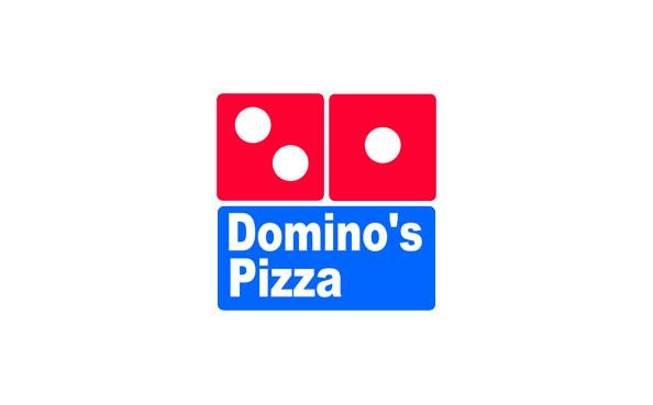 dominos logo 1960s