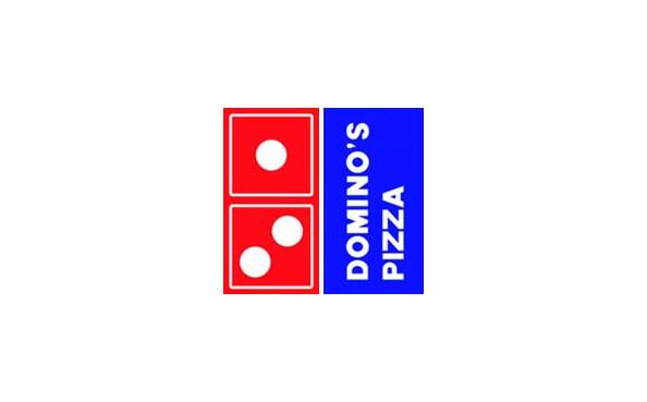 dominos logo 1980s
