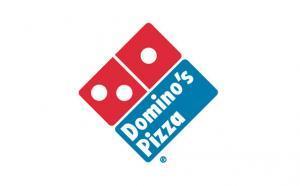 dominos logo 2000s