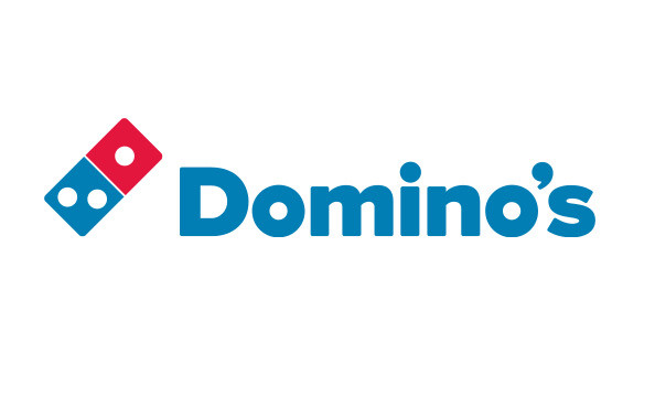 dominos logo present