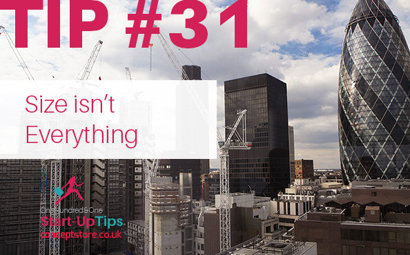 Start-Up Tip #25