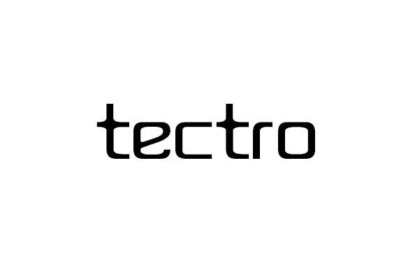 tectro font