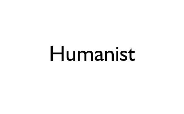 Humanist-font