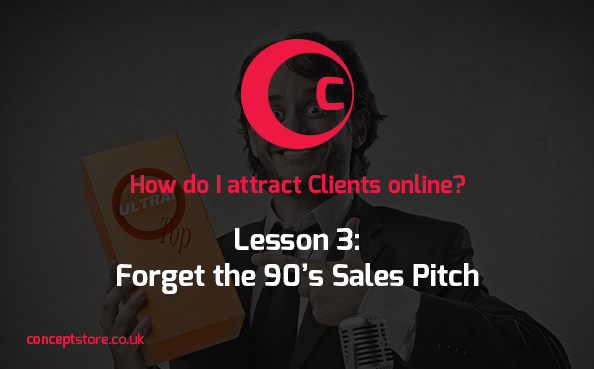 How to Attract Clients Online | Lesson 3