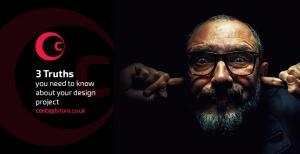 3truths about your design proejct