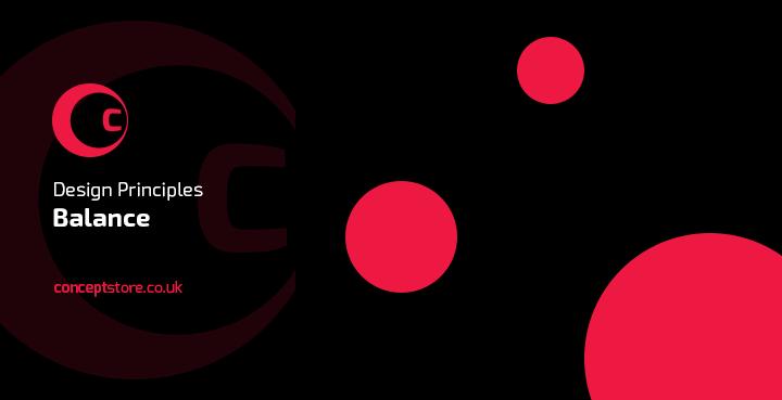 Graphic Design Principles – Balance