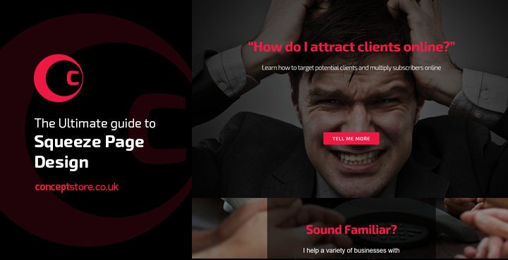 The Ultimate Guide to Landing Page Design