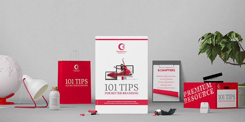 101 Tips for Better Branding