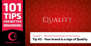 quality branding